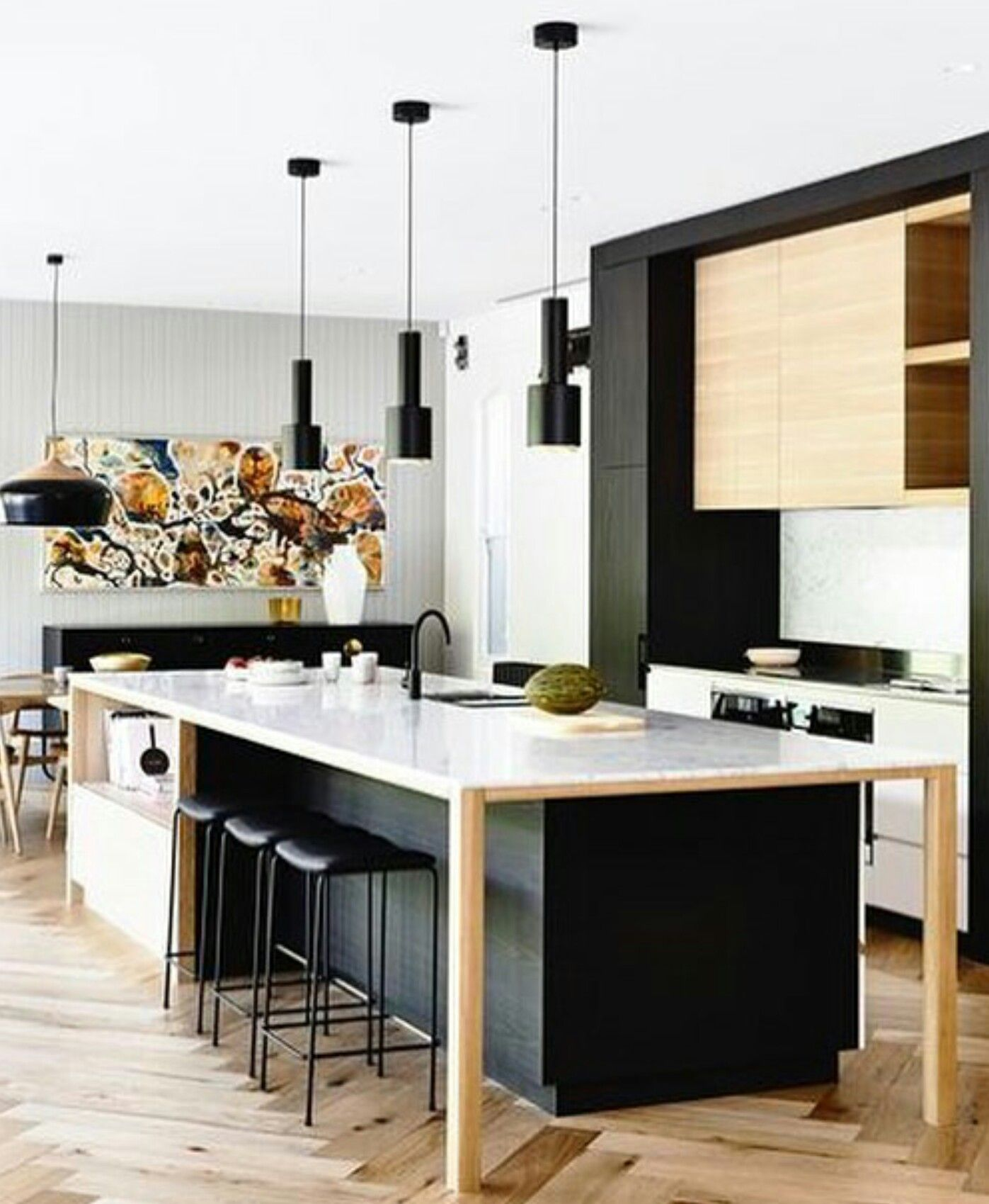 Explore Dark Kitchens, Modern Kitchens, And More