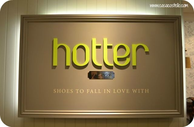 Hotter Shoes - Not Old Lady Shoes! Win a £20 Voucher