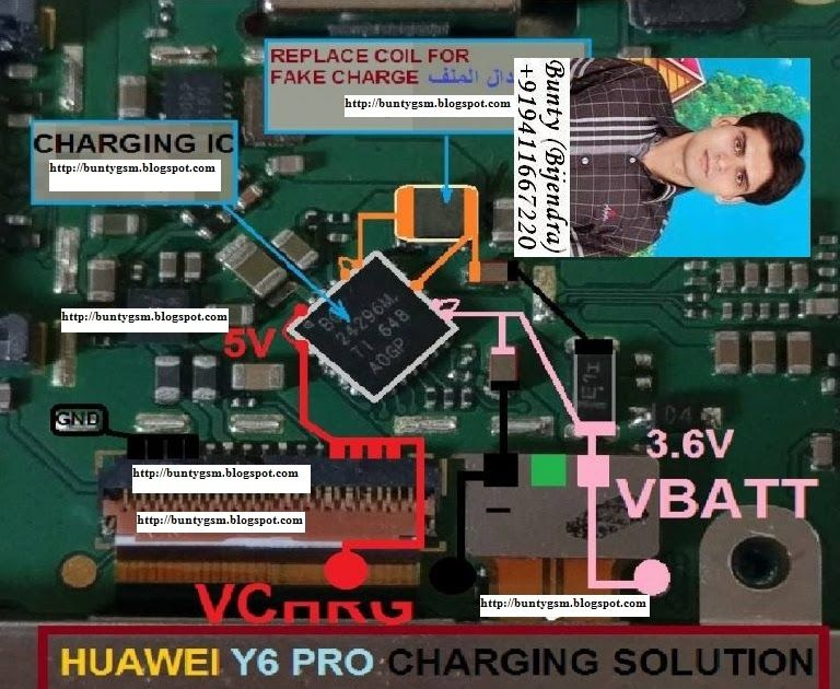 how to tell if huawei p9 is charging