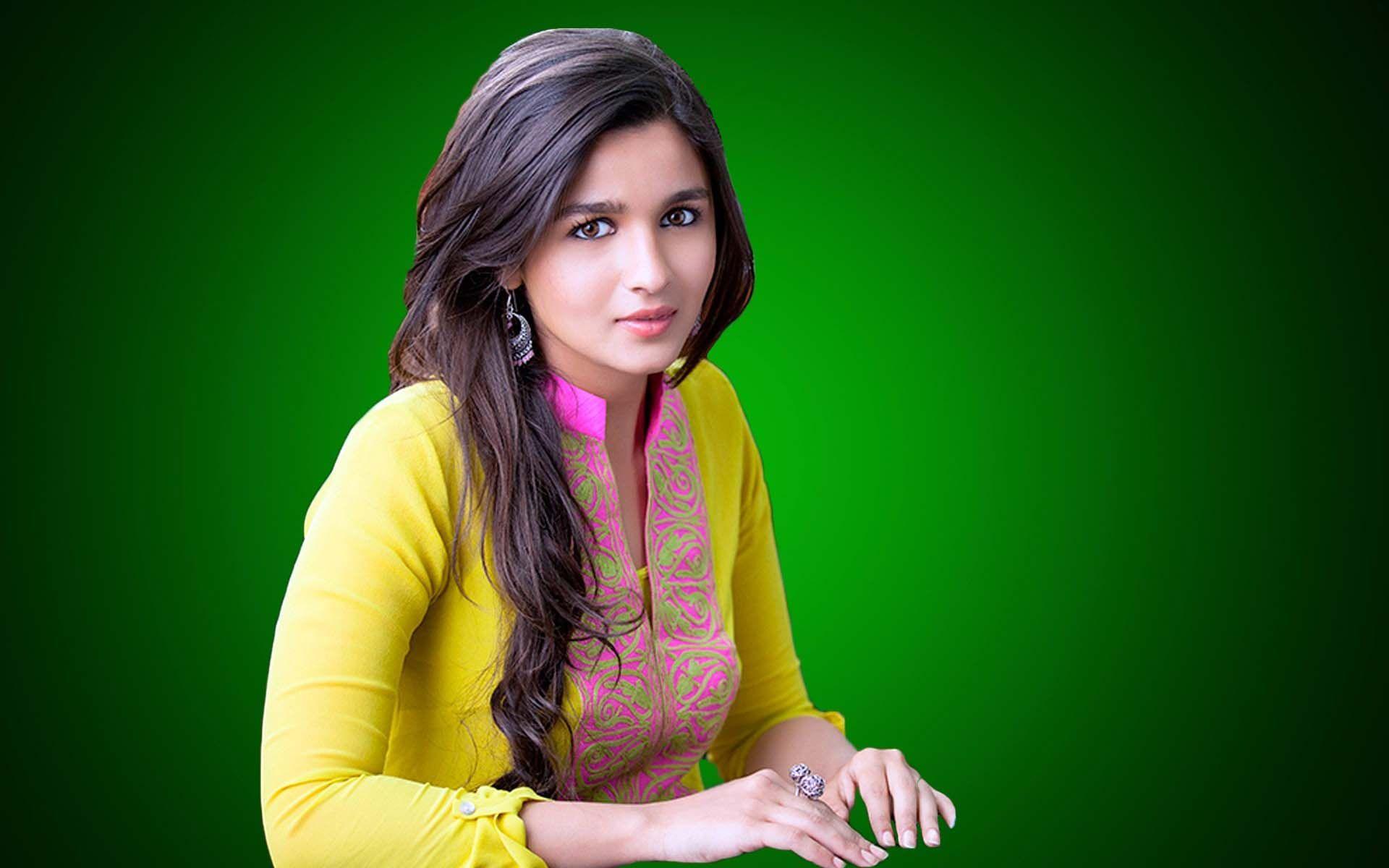 Alia Bhatt In Beautiful Dress Full Hd Wallpaper 1080p Actresses In