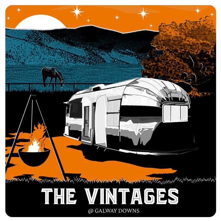The Vintages at Galway Downs Vintage, Vintage trailers