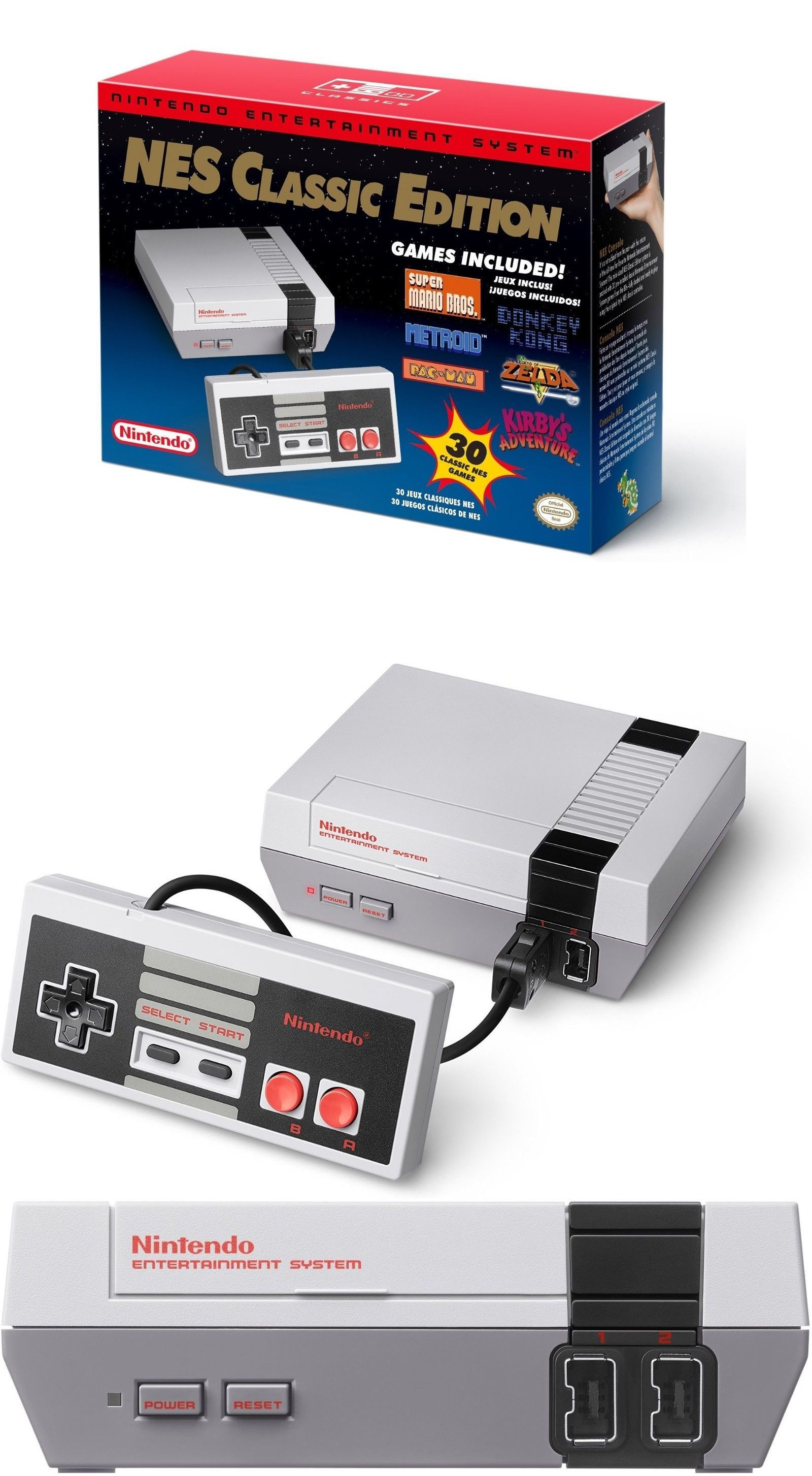 Video Game Consoles 139971 Nintendo Entertainment System Nes