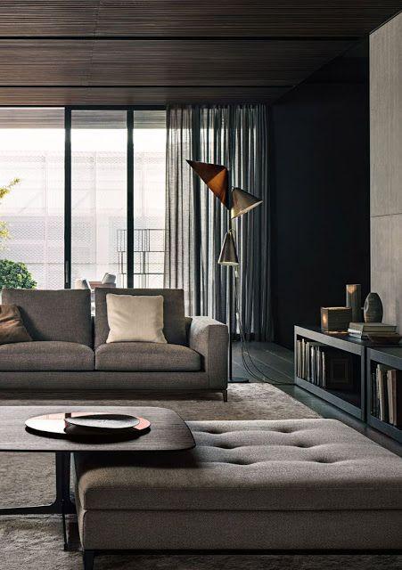 Top Five Trends For Luxury Interior Design In 2013 Daily Dream Decor Interior Design Living Room Interior Interior Design Living Room Modern living room designs 2013