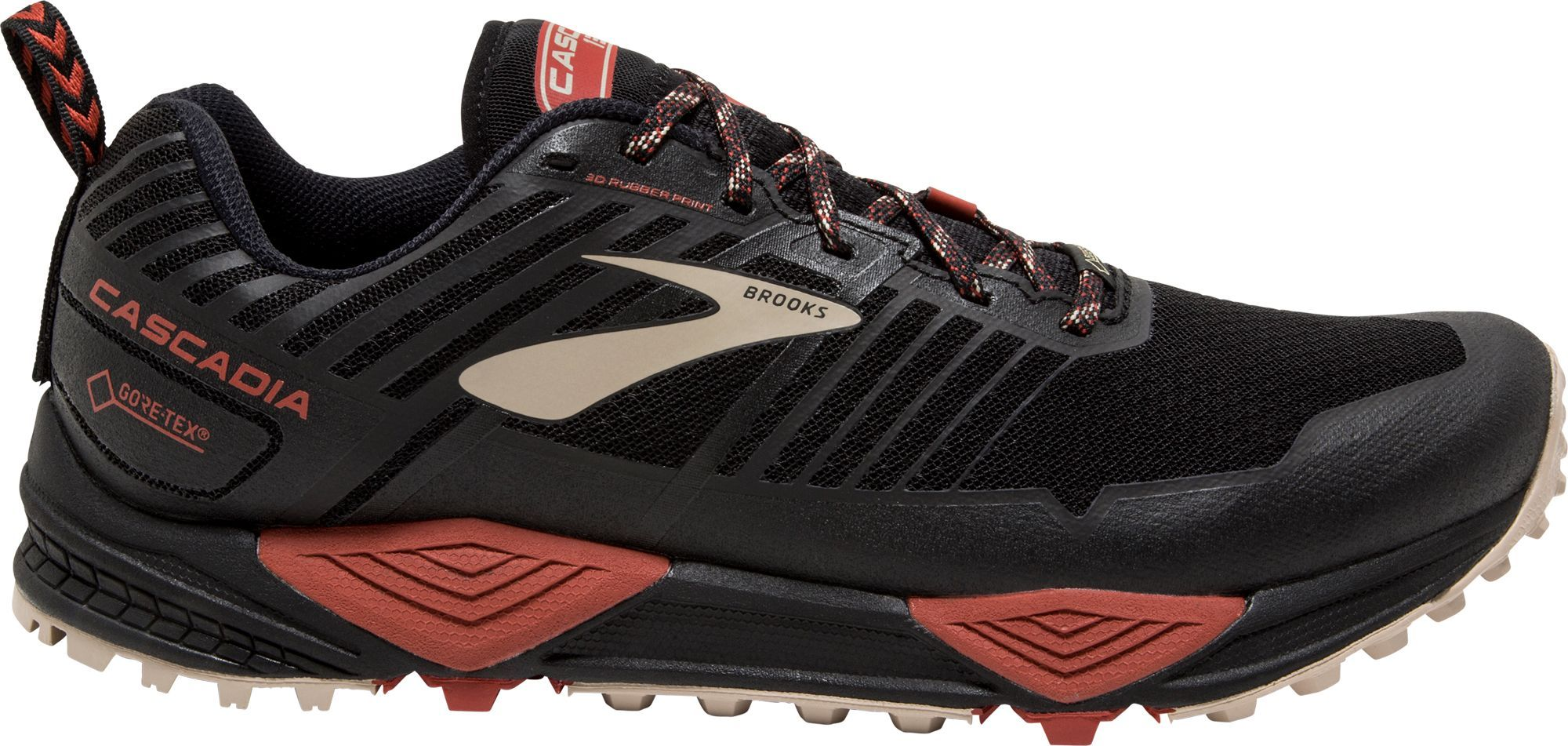 Brooks Men's Cascadia 13 GTX Trail Running Shoes | Products