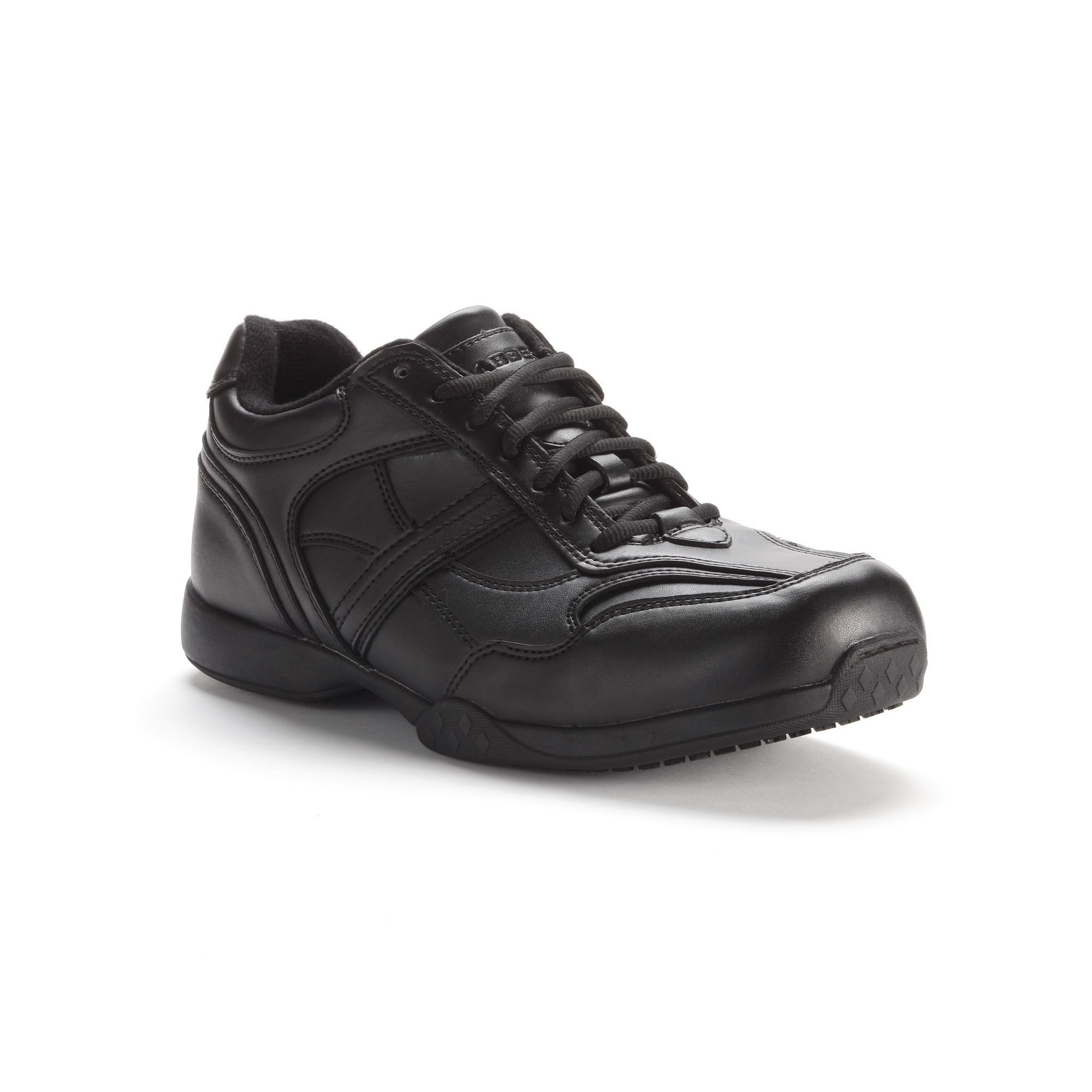 popular cheap price Grabbers Calypso Men's ... Slip-Resistant Euro Oxford Work Shoes free shipping purchase GAJ3o9c