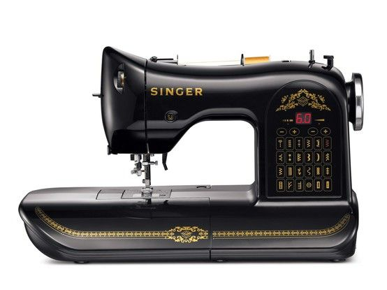 Limited Edition 160th Anniversary Singer Sewing Machine ...