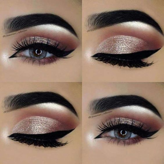 Photo of Tägliches Augen Makeup Tutorial Compilation | Es geht nur um Makeups – #Compilation …