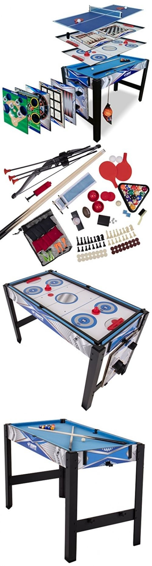 Other Indoor Games 36278: Triumph 13 In 1 Combo Game Table  U003e