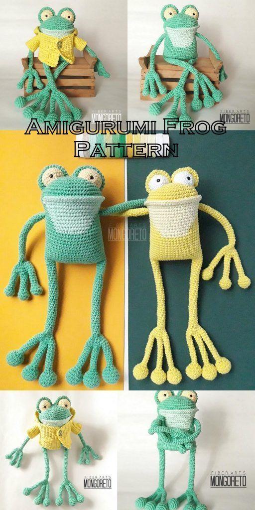 New Amigurumi Doll And Animal Crochet Pdf Free Patterns - Amigurumi   - Häkeln ...