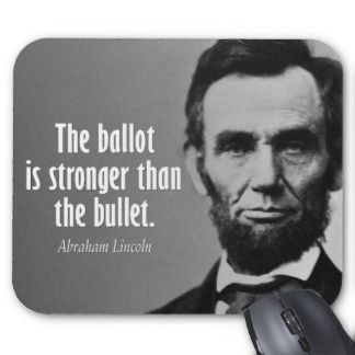 Image of: Success Abe Lincoln Quote On Voting Pinterest Abe Lincoln Quote On Voting Our Favorite