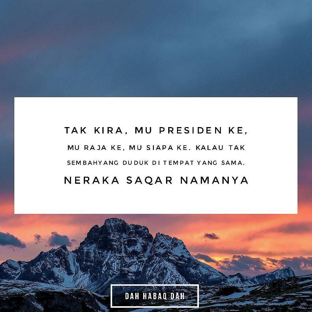Kata Kata Ustaz Azhar Idrus Untuk Kita Semua Kredit