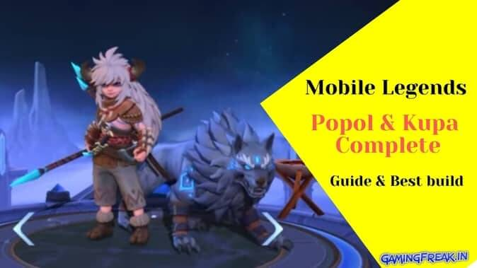 Mobile Legends Popol And Kupa Best Build Guide 2020 15 In 2020 Mobile Legends Best Build Legend
