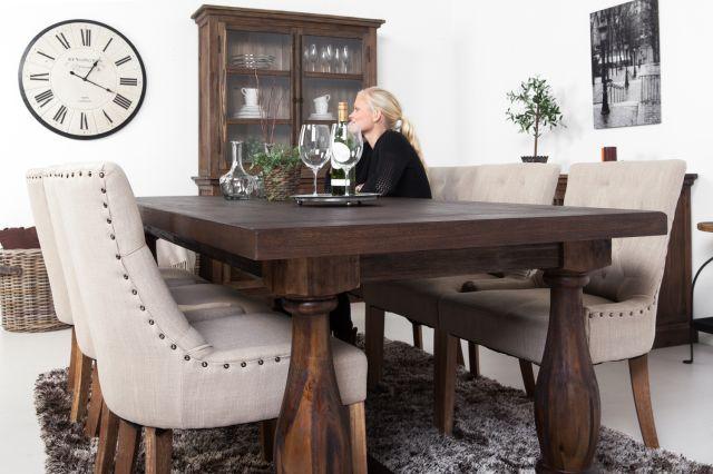 Kända Tuva Fåtölj | bathroom | Dining table, Furniture, Dining DA-31
