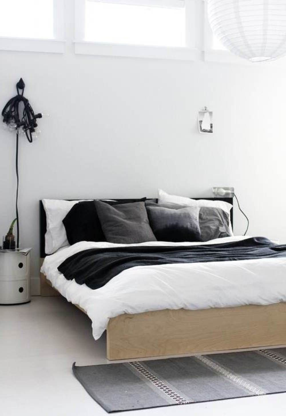 Sophisticated Bedroom Colors For Men | Better Home And Garden · Masculine  BedroomsSimple ...