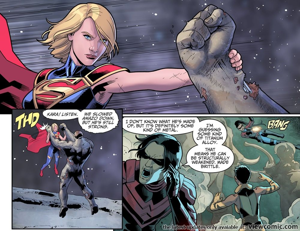 Injustice 2 048 (2018) ……………………………… | View Comic | Geeky