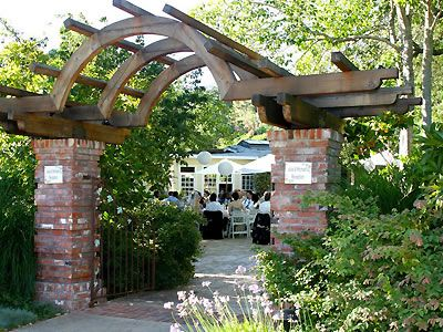 Marin Art And Garden Center Wedding Location San Francisco Bay Area Weddings 94957