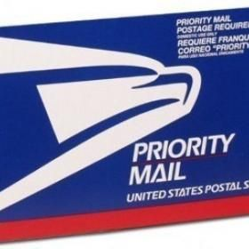 Custom Usps Priority Mail Shipping Payment United States Postal