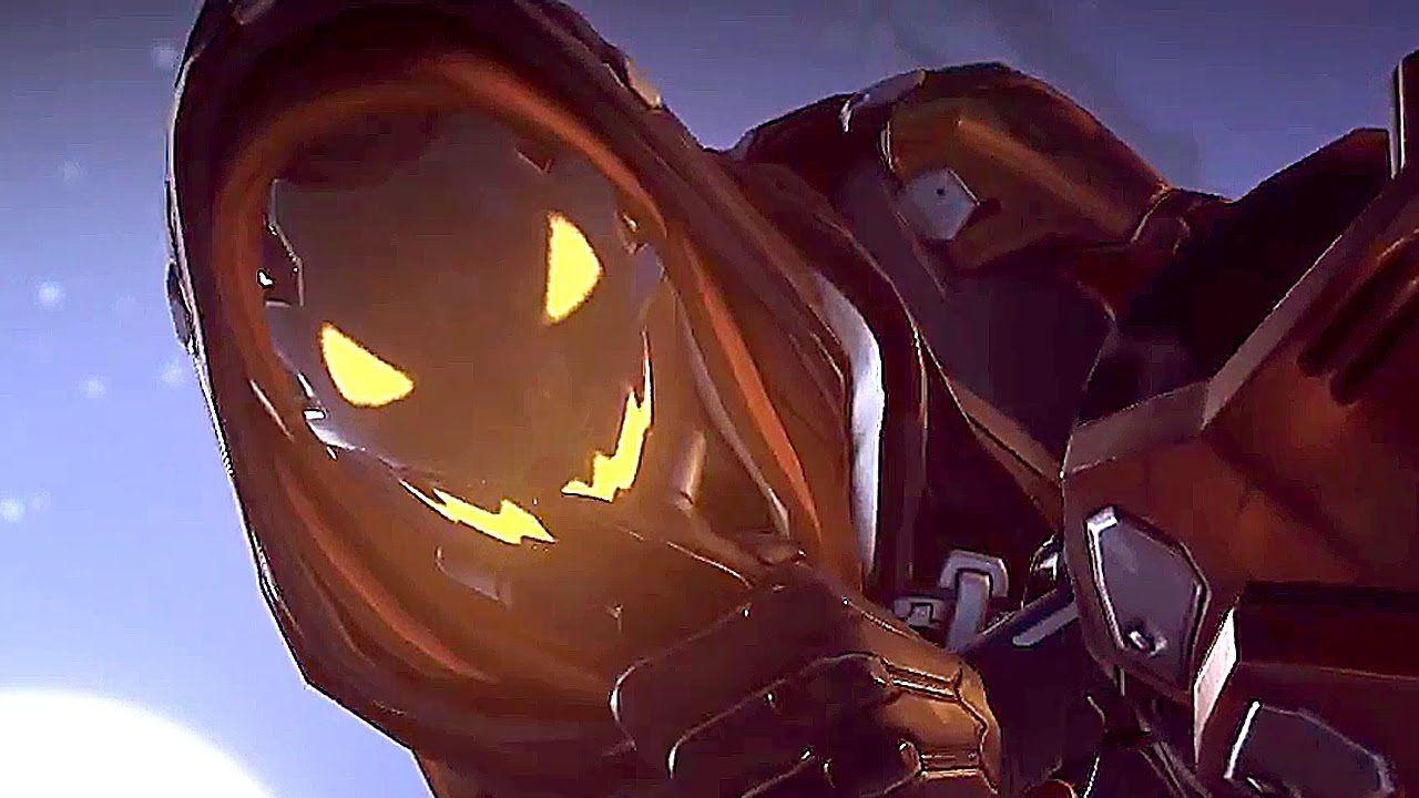 OVERWATCH Halloween Terror Trailer