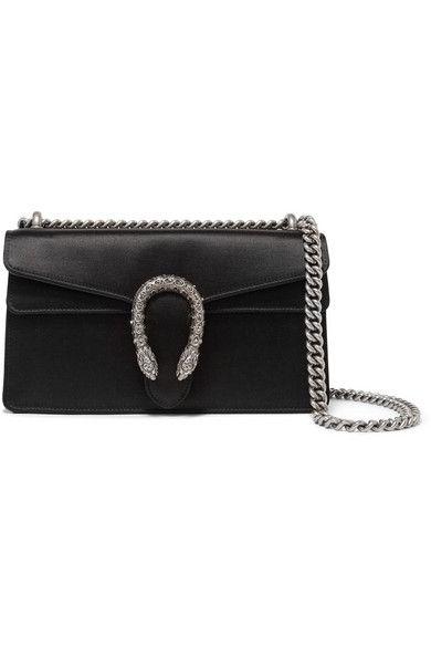 e900b541c3d9 Gucci - Dionysus Satin Shoulder Bag - Black