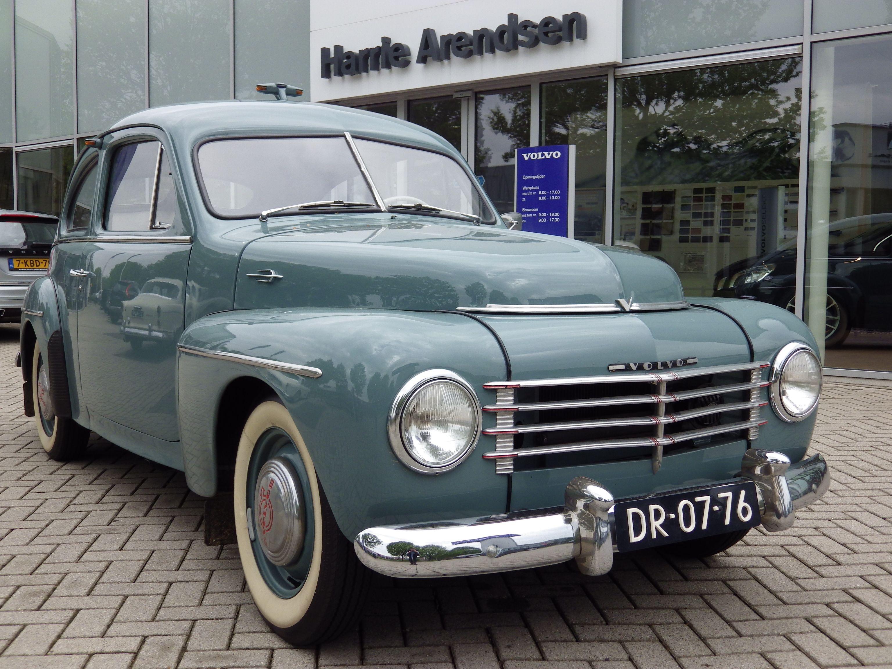 11 best Volvo PV 444 / Katterug images on Pinterest | Volvo, Chrome ...