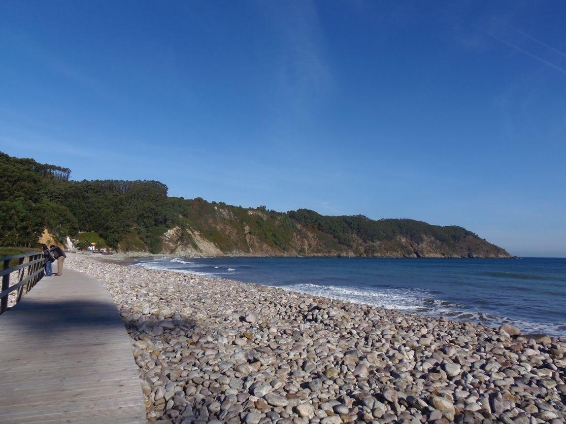 Pin En Asturias Desde El Mar Asturias From The Sea