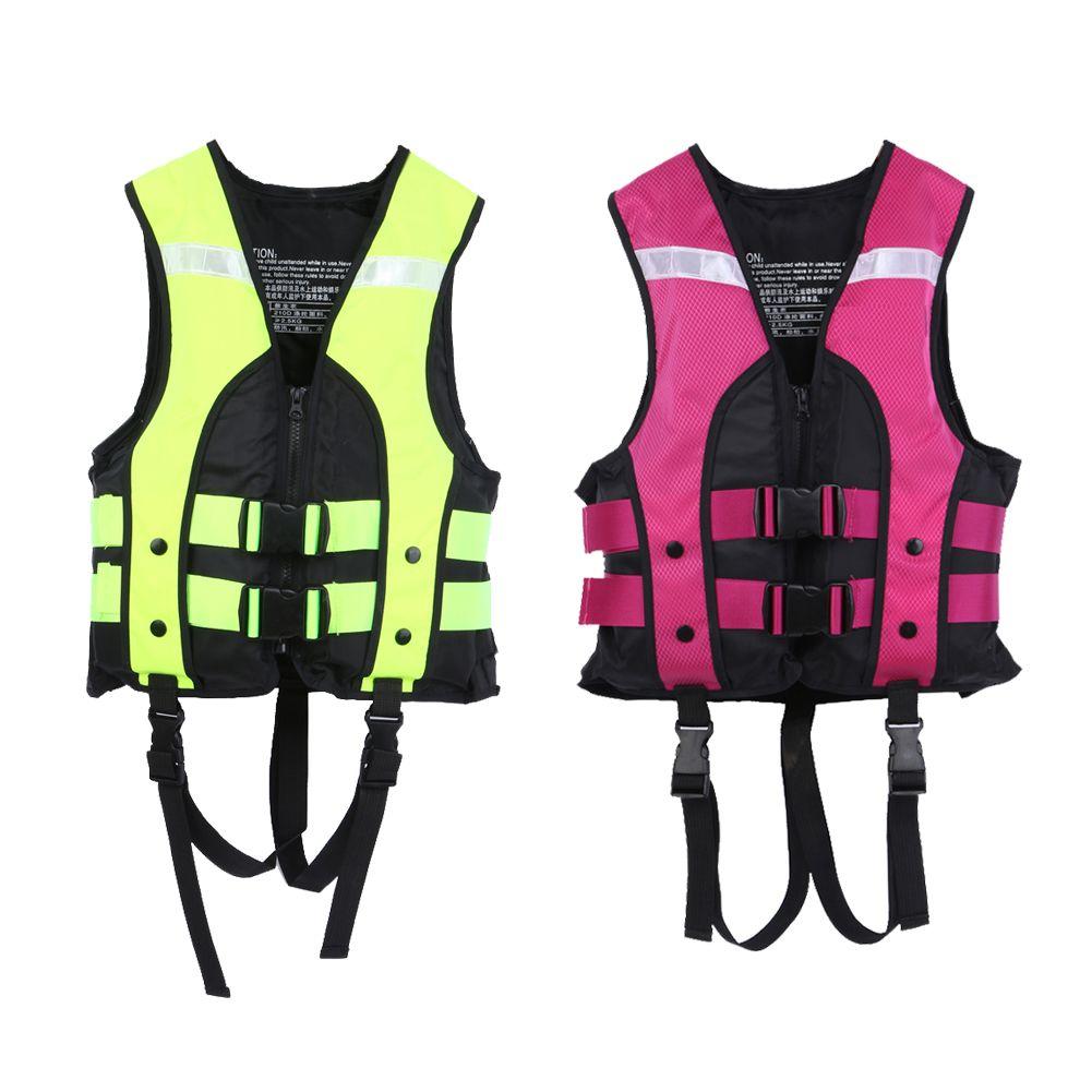 Children S Lifejacket Child Life Vest Jackets Fishing Life Saving Vest Inflatable Life Jacket For Drifting Water Skiing U Life Vest Kids Life Vests Sports Vest