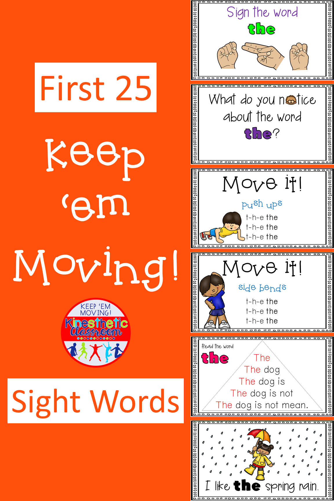 Sight Word Book And Powerpoint Bundle Fry 1 25