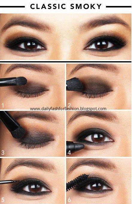 12 Colorful Eyeshadow Tutorials For Brown Eyes Eye Makeup Eye