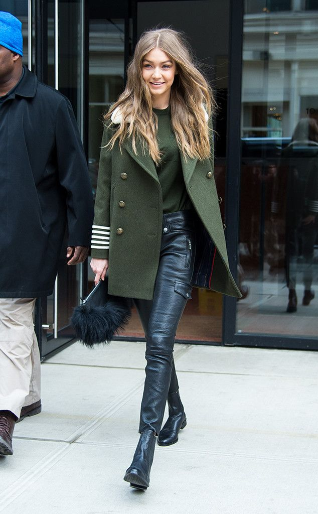 13785e02f8 Gigi Hadid from The Big Picture: Today's Hot Photos | Things to Wear ...
