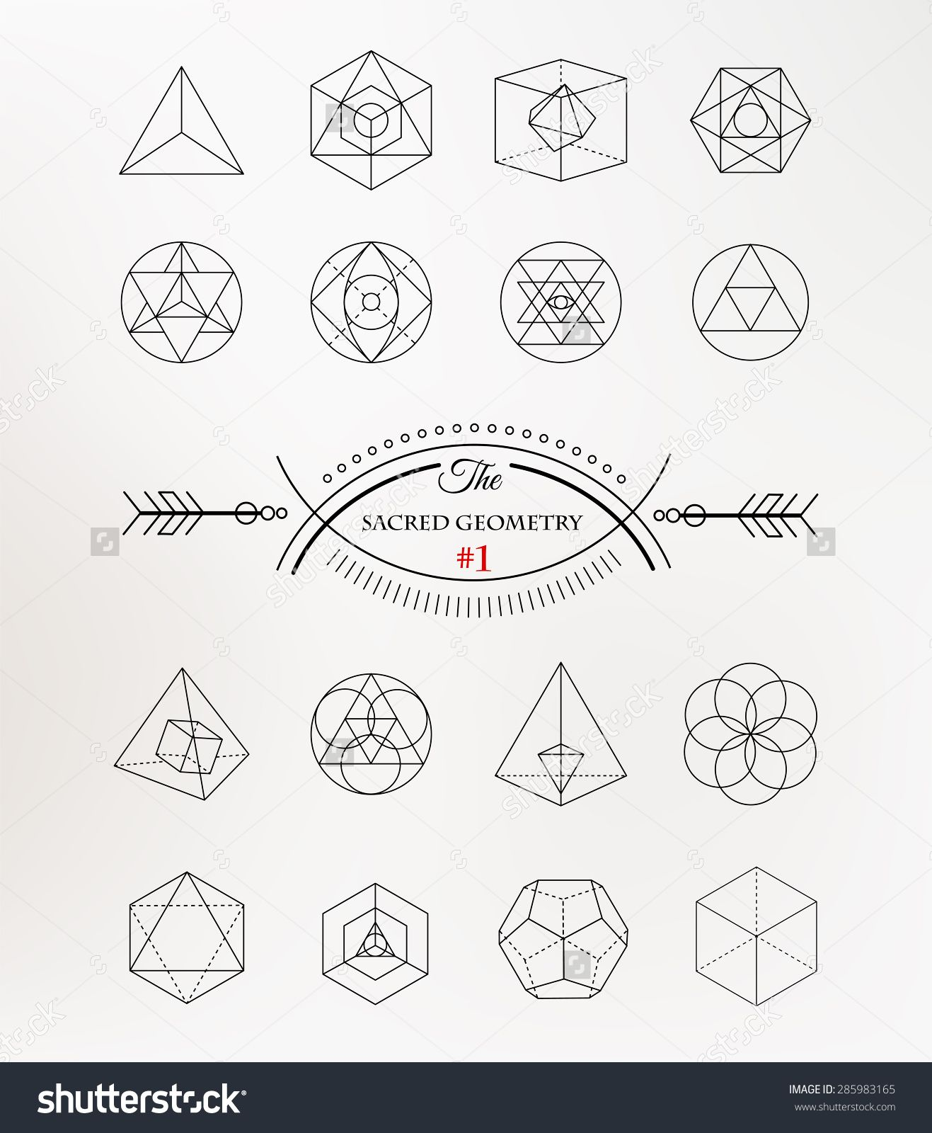 Sacred geometry alchemy religion philosophy spirituality alchemy religion philosophy spirituality hipster symbols and elements stock biocorpaavc Image collections