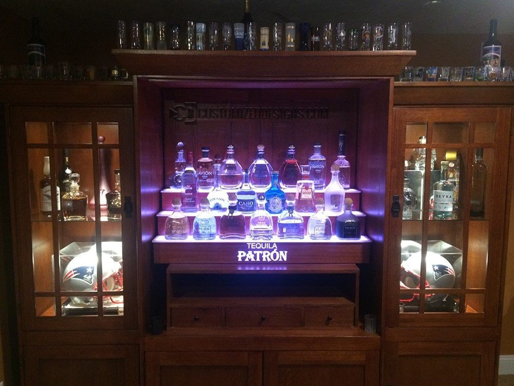 45 Sports Themed Home Bar Ideas & Products For Your Home