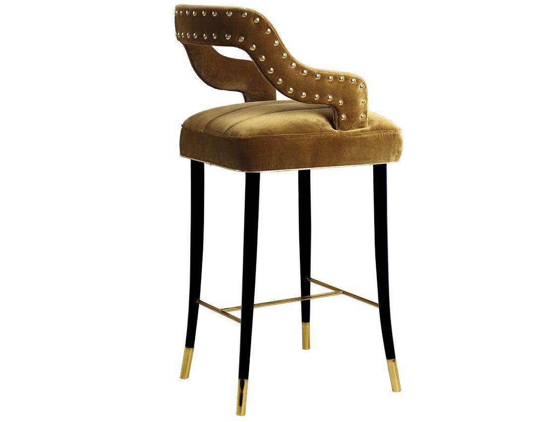 Mid-Century Bar Chairs by Ottiu  Beyond Upholstery - Luxury Bar