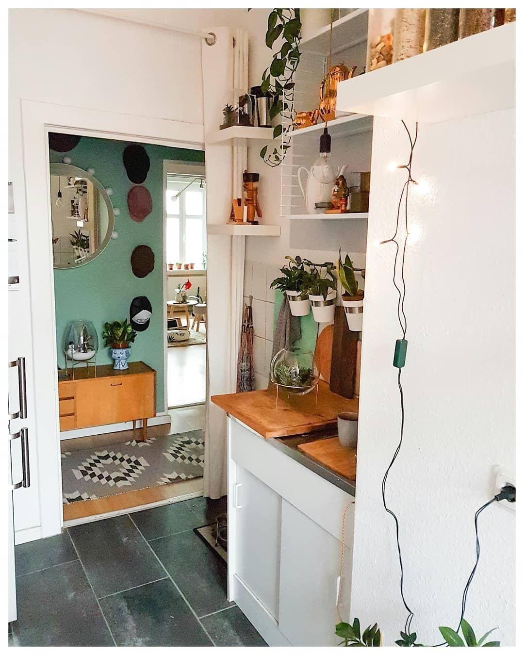 Küche Auf Kleinstem Raum Einrichten