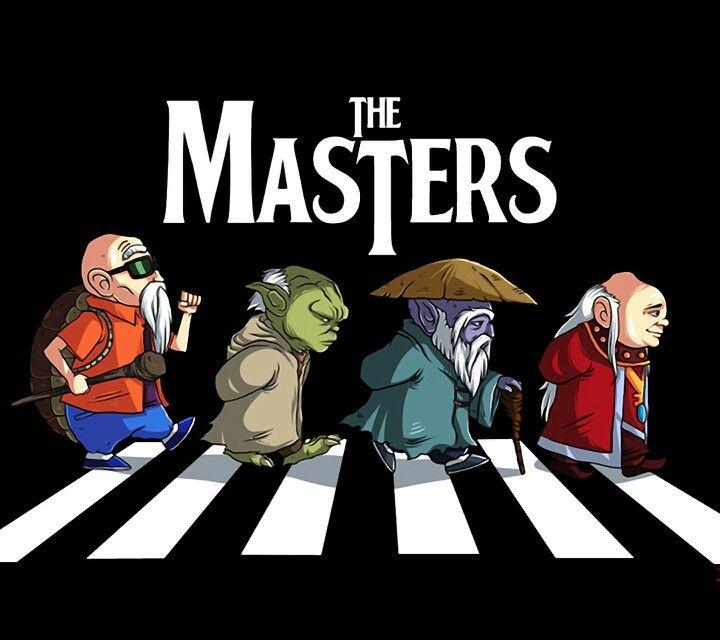Masters of geek