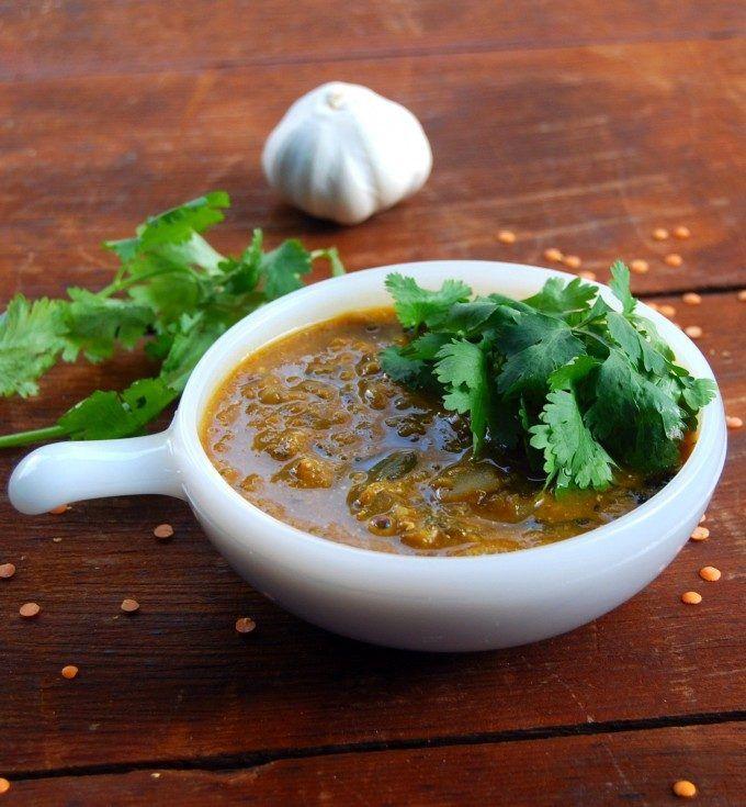 11. Slow Cooker Dal #crockpot #dinner #recipes http://greatist.com/eat/time-saving-crock-pot-recipes