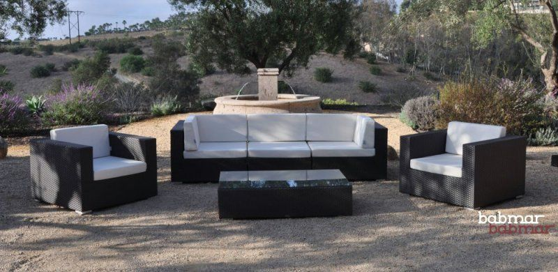 2295 verano sofa set outdoor wicker patio furniture outdoor rh pinterest at