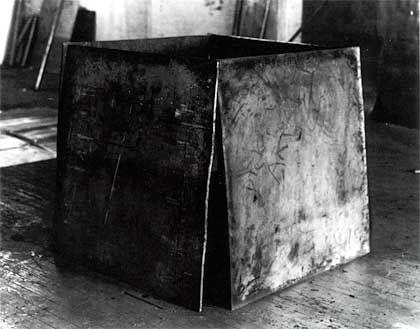 Richard Serra   House of Cards