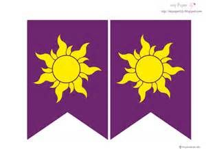 Tangled Sun Templates Printable Images Pictures Rapunzel Birthday Party Tangled Birthday Party Tangled Birthday