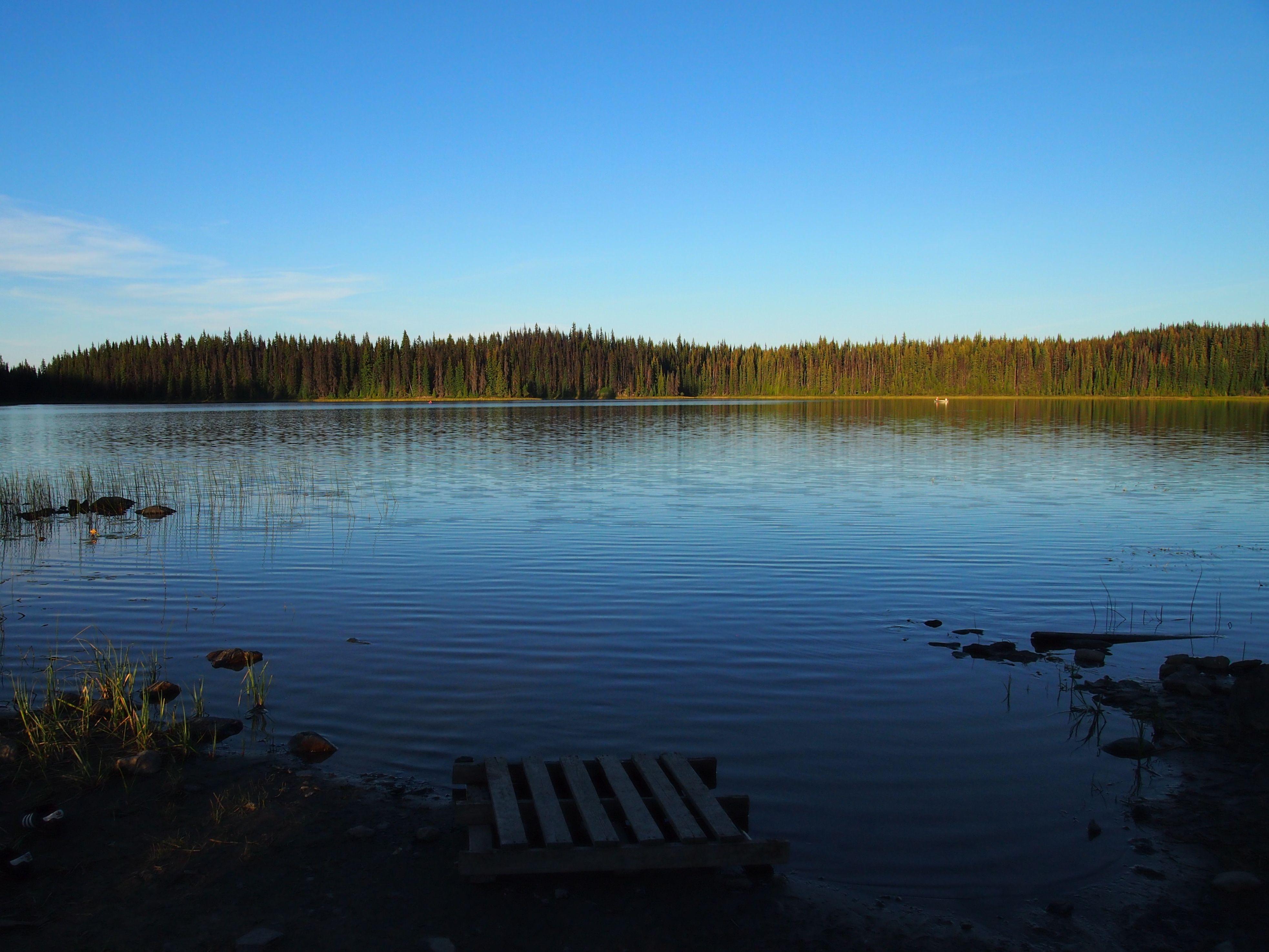 Windy Lake, Kamloops, BC, Canada Kamloops, British