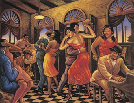 Beautiful African American Roadhouse Sunrise By Wallsthatinspire African American Art African American Artwork African American Artist