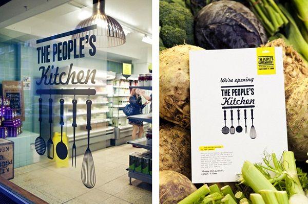 The People's Supermarket. Lo shop sociale che non butta via niente