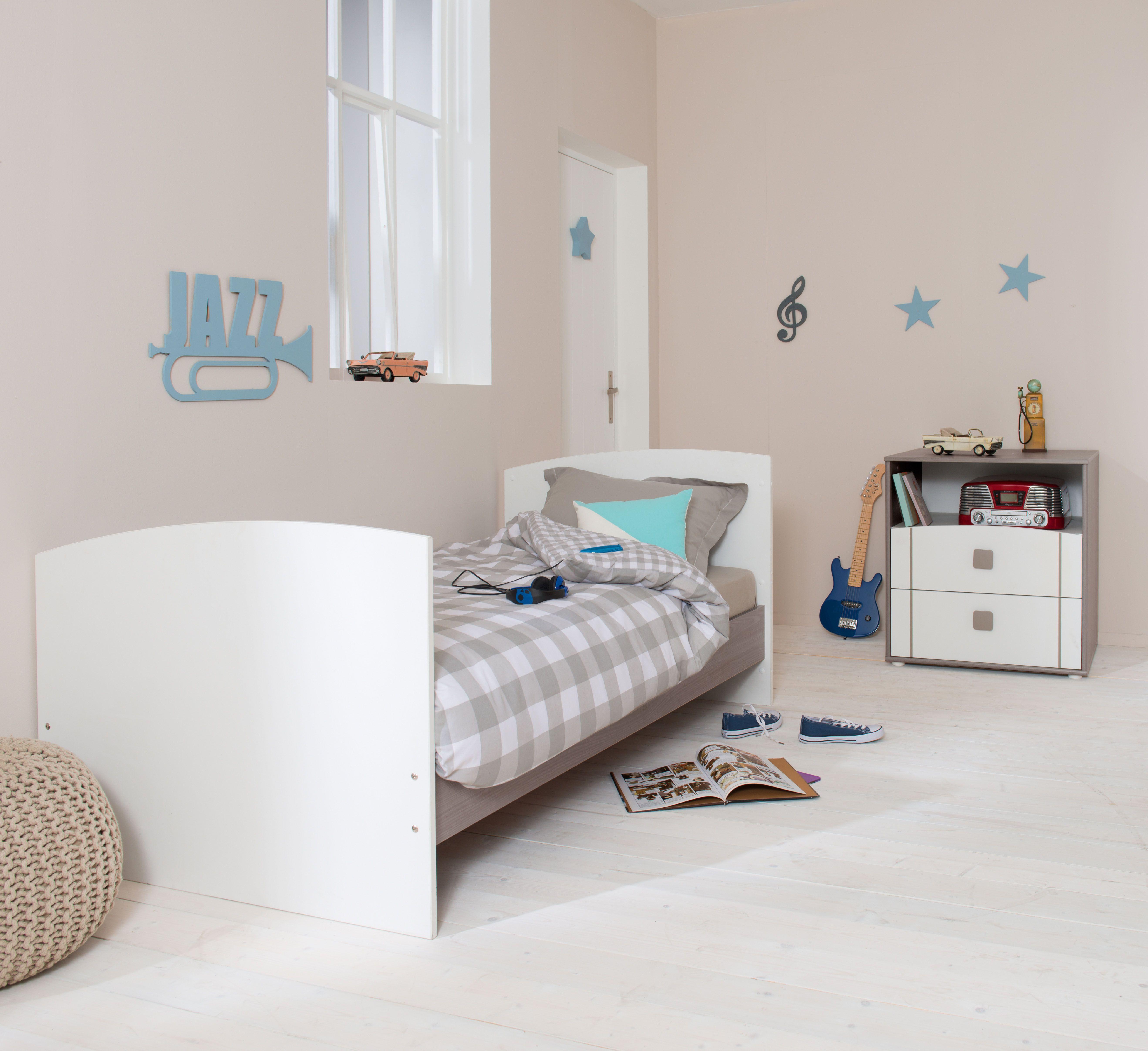 Chambre Jules lit biné transformable 60 x 120 cm bébé 9