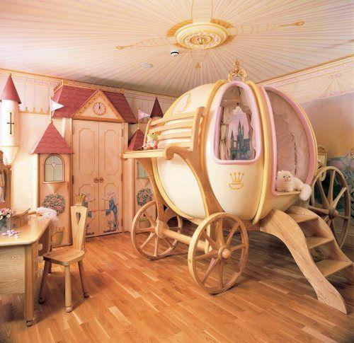 Dream bedroom for kids for my inner child!