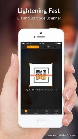 QR & Barcode Scanner APK v1 1 6 [Ad-Free] - Android