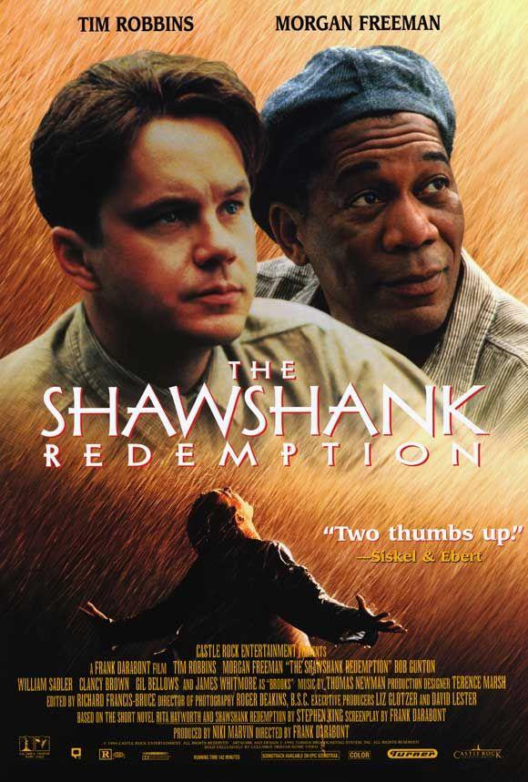 Greatest Movie Posters The Shawshank Redemption Movie Poster