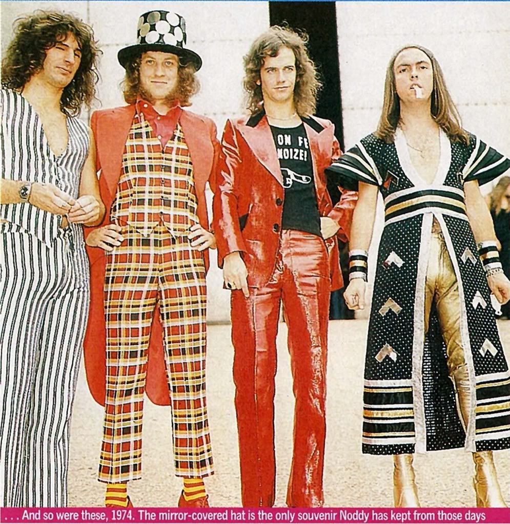 down memory lane the 1970's -Slade | Music/ Bands in 2019