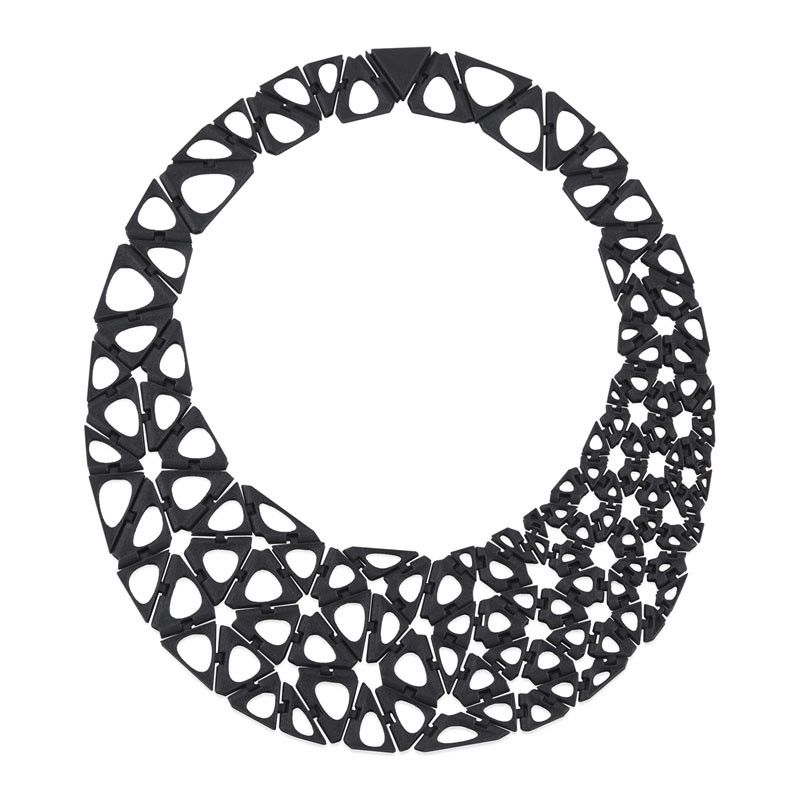 Smooth Kinematics 116n Necklace | http://adornmilk.com