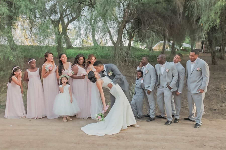 #BigDay #weddings #    Arianelly and Julian California Wedding
