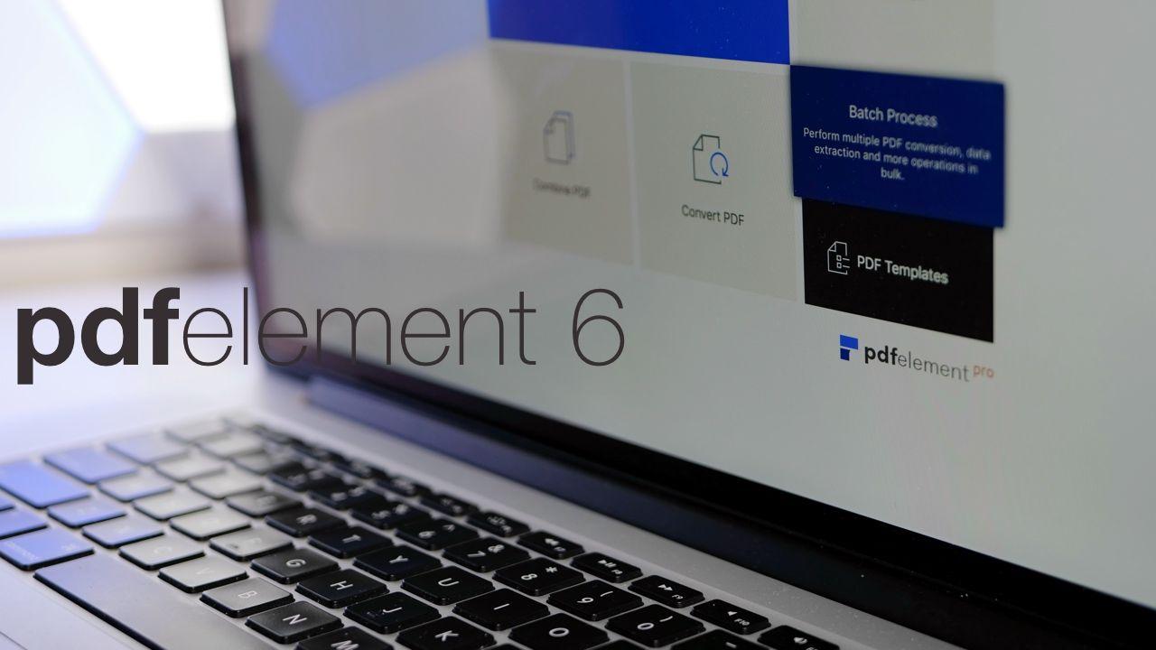 Pdfelement 6 Pro For Mac Os Windows Mac Os Mac Windows