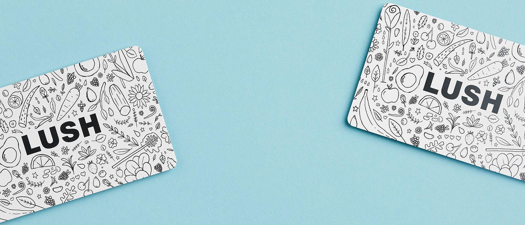Check your gift card balance lush fresh handmade